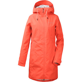 DIDRIKSONS Bea Parka Femme, coral red